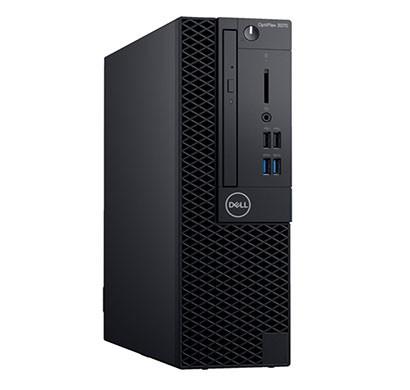 Dell OptiPlex (3070) MT Desktop PC (Intel Core i3-9100/ 9th Gen/ 4GB RAM/ 1TB HDD / DOS /19.5 Inch LED) 3 year warranty