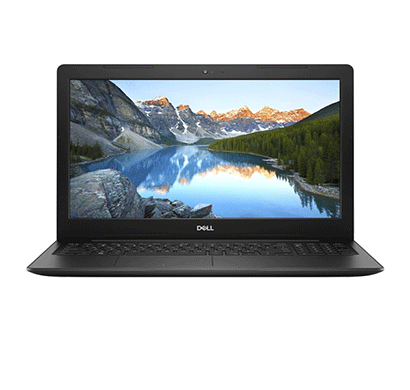 Dell Inspiron 3585 Laptop ( Amd Ryzen R3-2300u / 4gb Ram/ 1tb Hdd/ Vega 6 Graphics / No Odd/ 15.6