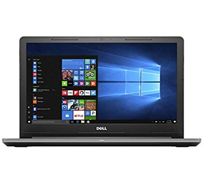 Dell VOSTRO NEW 3581 15.6 inch HD Screen Laptop (Intel Core i3-7020U 7TH GEN/ 4GB RAM/ 1TB HDD/ DOS/ Integrated Graphics), Black