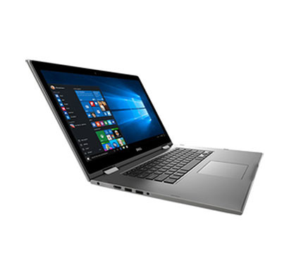 Dell Inspiron 5578 (Z564503SIN9) Laptop (Intel Core i5-7200U/ 7th Gen/ 8GB RAM/ 1TB HDD/ 15.6 Inch Touch Screen/ Windows 10/ 360 Degree Convertible), Black