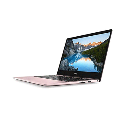 Dell Inspiron 5370 FHD Laptop (Core i7- 8550U/8TH GEN/ 8GB RAM/256GB SDD/Windows 10/ Ms Office/13.3-inch/2GB Graphics),Pink
