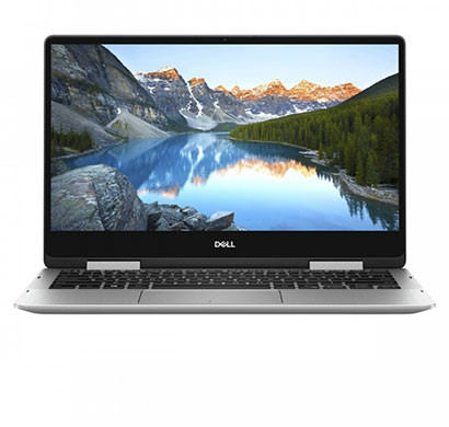 Dell Inspiron 13 7386 (B565501WIN9) Intel Laptop (Core i5 /8th Gen/8 GB RAM/256 GB SSD/Windows 10/MS Office/13.3 inch Screen/1 Year Warranty),Silver