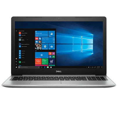 dell inspiron 15 (5570) laptop (core i5/ 8th gen/4 gb ram/2 tb hdd/16 gb optane/15.6 inch screen/ windows 10 + ms office/ 2 gb graphics/1 year warranty), silver