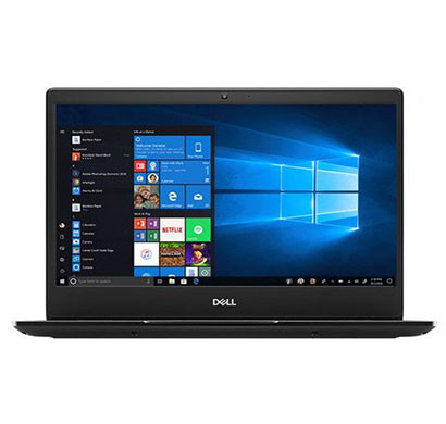 Dell Latitude (3400) Laptop (Intel Core-i3/8th-Gen/4 GB RAM/1 TB HDD/Windows 10 Pro/14 inch Display/3 Years Warranty), Black