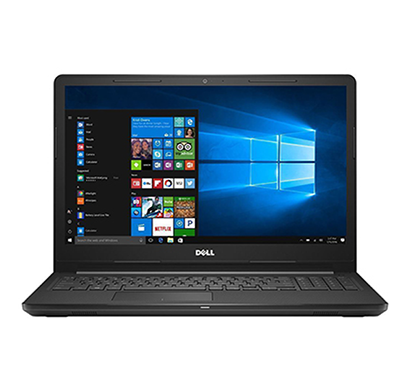 Dell Inspiron 15 3000 Series 3576 Intel Core-i5 8th Gen/ 4GB RAM/ 1TB HDD/ Windows 10 Home/ MS Office/ 15.6 Inch/ Black