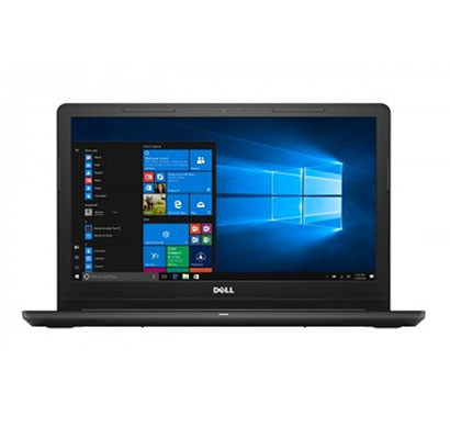 Dell Inspiron 15 3576 Laptop 7th Gen (Intel Core i3-7020U /4GB RAM/ 1TB HDD/ 2GB Graphics/ 15.6 Inch Full HD Screen/ Windows 10 Home, MS-Office) Black