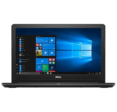 dell inspiron 3576 intel core -i5 8250u / 8gb ram/ 15.6 inch screen/ 2tb hdd / windows 10/ ms office/ fhd / 2gb graphics/ with bag/ black