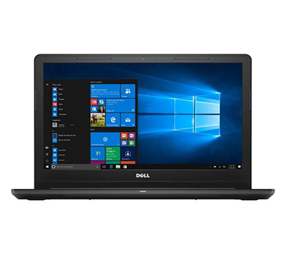 Dell Inspiron 3576 (Intel Core i5 8th gen/ 4GB RAM/ 1TB HDD/ 2GB Graphics/ 15.6 inch Full HD Screen/ Windows 10/ MS Office),Black
