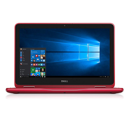 dell inspiron (3169) 2 in 1 convertible laptop ( intel core i3/ 4gb ram/ 500gb hdd/ 11.6 inch touch screen/ windows 10/ ms office)