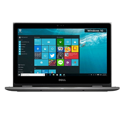Dell Inspiron 5368 2 In 1 Laptop 6th Gen Intel Core I3 4gb Ram Ms Office 1tb Hdd 13 3 Inch Full Hd With Touch Windows 10 Grey