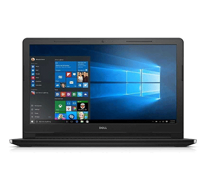 DELL 3552 15.6-inch Laptop (PQC N3710/ 4GB RAM/ 1TB HDD/ Windows/ Integrated Graphics), Black