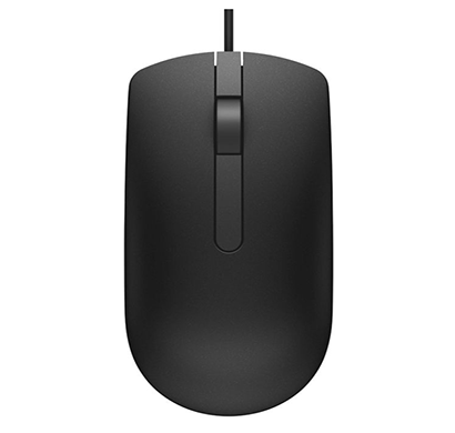 Dell MS116 USB Mouse Black