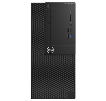 dell optiplex - 3050 mt desktop (intel core i3-7100, 4gb, 1tb, ubuntu, 19.5, 3 years warranty)