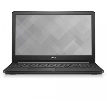 Dell Vostro 3568 (Intel Core i3-6th Gen/ 4GB RAM/ 1TB HDD/ 39.6 cm(15.6 inch)/ Windows 10 with MS office) (Black) With Bag
