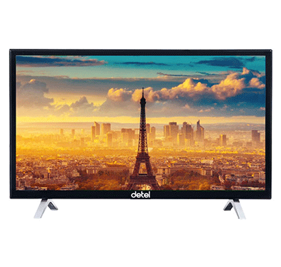 detel (di24010mf) 24 inch full hd led tv(black)
