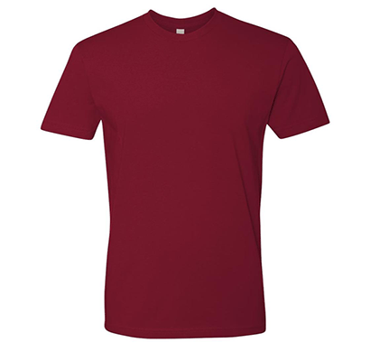 Ditto Round Neck Plain T-shirt 707OR4
