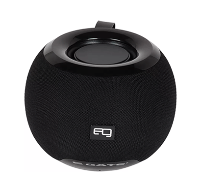 Egate 411 Surround Bluetooth Speaker With Bass Radiator & Mic (Black)