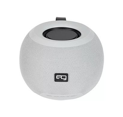 Egate 411 Surround Bluetooth Speaker With Bass Radiator & Mic (Grey)