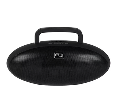 Egate 402 Portable Bluetooth High Bass Loud Speaker/10W (Black)