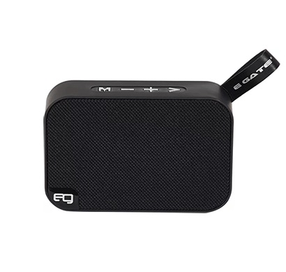 Egate 303 Portable Bluetooth Speaker/5W (Black)