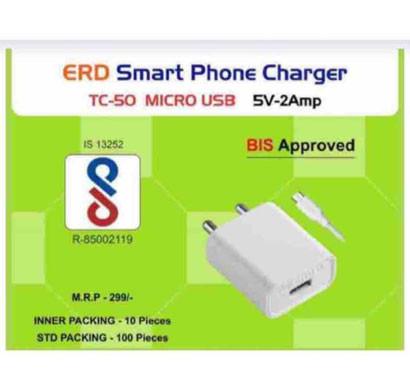 Ekam ERD Smart Phone Chagrer 5V-2Amp