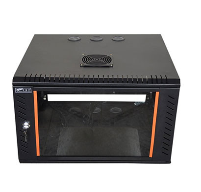 EMS 6U X 550W X 400D Wall Mount Rack