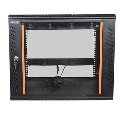 EMS 9U X 550W X 500D Wall Mount Rack