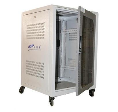 EMS 17U X 600W X 600D Floor Standing Rack