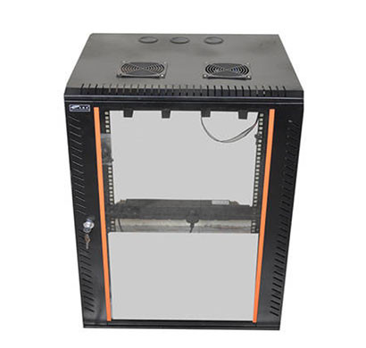 EMS 18U X 600W X 600D Wall Mount Rack