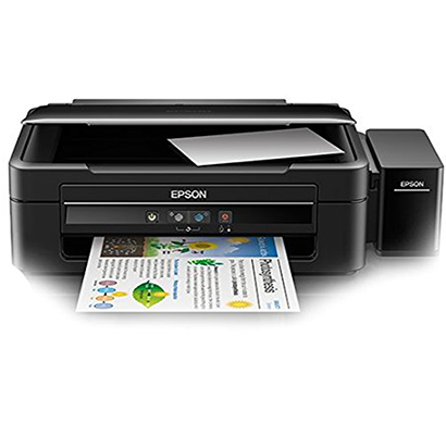 epson- l380 all-in-one ink tank printer, 1 year warranty