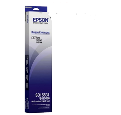 epson -c13s015531 ribbon cartridge mono chrome- s015086