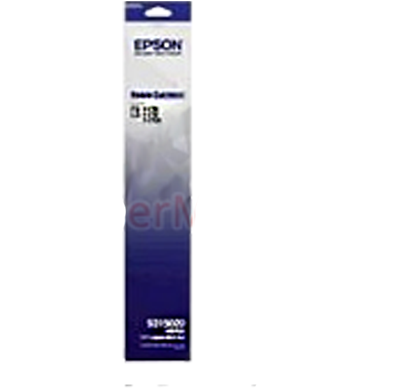 epson -c13s015520, ribbon cartridge mono -87505