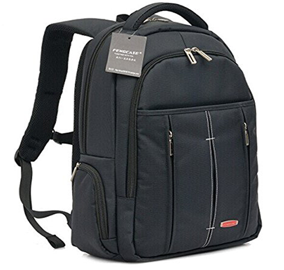 Fengcase FDB13105, Backpack For 15.4 inch Laptop Black