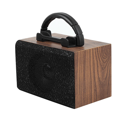 flow amaze 1.0 bluetooth home audio speaker with mobile stand