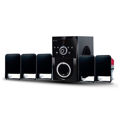 flow buzz (5.1) bluetooth home theater system