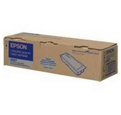 genuine epson -c13s050587, sc toner cartridge