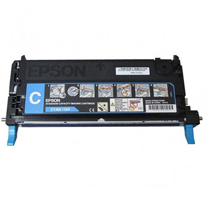 genuine epson -c13s051164, sc imaging cartridge (cyan)