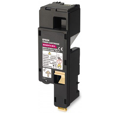 genuine epson -c13s050612, toner cartridge (magenta)