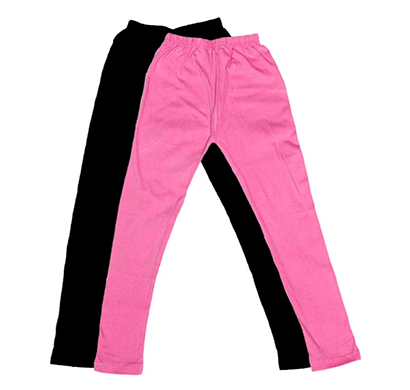 Cotonfort Lycra CF001 Girls Cotton Leggings