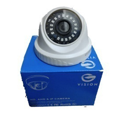 Gvision (GV4DHD) 4 MP DOME Camera (White)