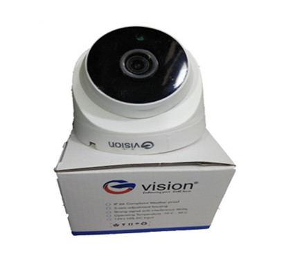 gvision (gv5dhd) 5 mp dome camera 4 in 1 (white)