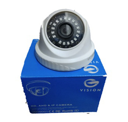 Gvision (GV2IPD) 2 MP IP DOME CAMERA (White)