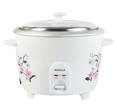 Havells Others Rice Cooker,1.8 Ltr, White