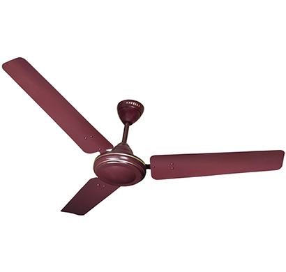 Havells ES 50 Premium, Five Star 3 Blade Ceiling Fan, Brown, 1 Year Warranty