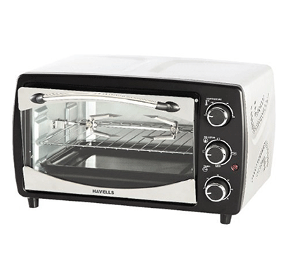 havells 18 rss 18-litre oven toaster grill black and grey