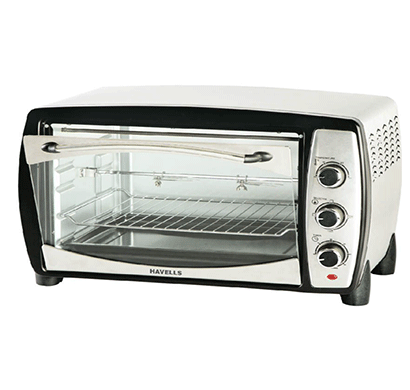 havells 38 electric oven 38 ltr 38 rss otg 1600w microwave oven stainless steel silver