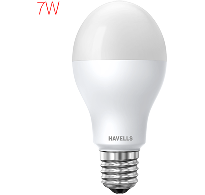 havells- lhlderhemd8x007, new adore led 7w e27, warm white, 1 year warranty