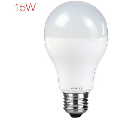 havells - lhlderhemk8x015, new adore led 15w e27, cool daylight, 1 year warranty