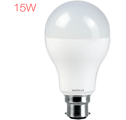 havells - lhldereemk8x015, new adore led 15w b22, cool daylight, 1 year warranty