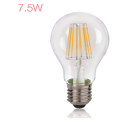 havells - lhlddehcyc8u7x5, brightfill led filament a60 - 7.5w a60 e27, warm white, 1 year warranty